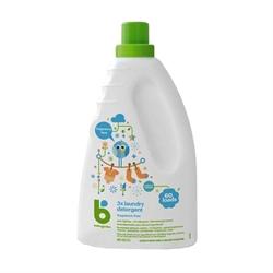 BabyGanics 嬰兒洗衣液1.77L BG-15192 - 無香味(4支箱裝)