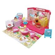 Hello Kitty Hard T Cake Shop KT-4234