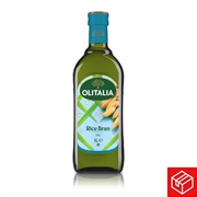 Olitalia Rice Bran Oil 1L x9 (1 Carton)
