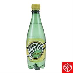 法國巴黎礦泉水檸檬味500毫升x24(1箱)