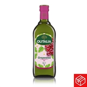 Olitalia Grape Seed 1L x9 (1 Carton)..